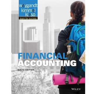 Financial Accounting (9th Ed)