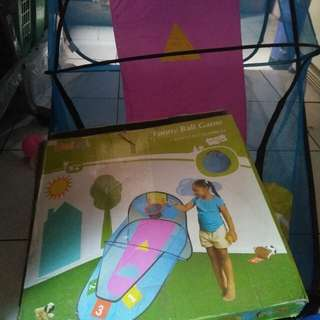 mainan Belila Fanny Ball Game size 110x75x100cm