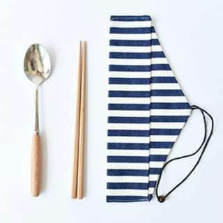 GreeNeighbour | Spoon and chopsticks set