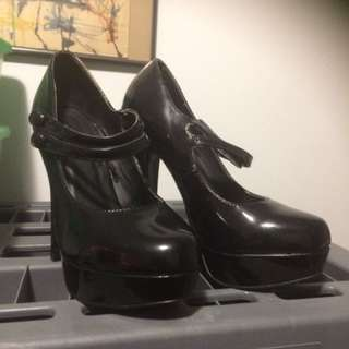 FOREVER21 maryjane heels