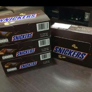 Snickers 12pcs 20g