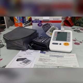 AKAI大屏幕手臂式電子血壓計 [XBP-103H]