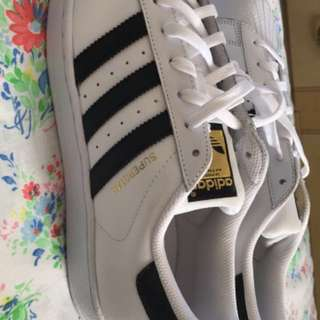 Adidas Superstar Originals US9Mens