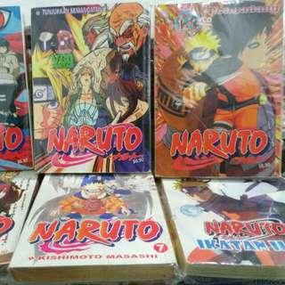 Naruto Pelbagai Isu dan Tajuk!