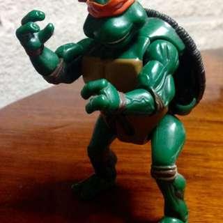 MICHAELANGELO!!! TMNT Action Figure Toy