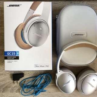 Bose QC 25 Noise Cancelling Headphone