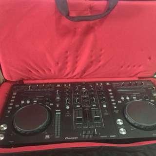 Pioneer DJ Controller DDJ-S1 Serato
