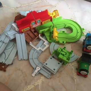 Thomas And Friends Playset