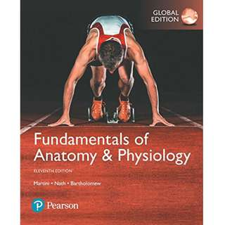 Fundamentals of Anatomy and Physiology Global Edition 11th Edition