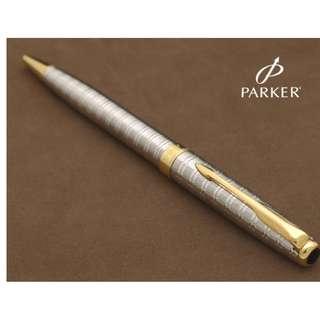 Parker Sonnet Tartan GT Ball Pen
