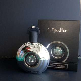 M. Micallef Royal Vintage EDP 100ml BNIB