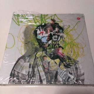 SHINee Dream Girl Official Album & Photo Cards