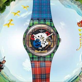 Swatch Mcpattern Watch