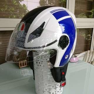 Brand new AGV blade helmet size L