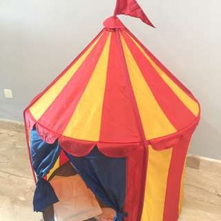 Circles Tent