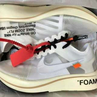 New Nike Shoes Offwhite Size 39fit small
