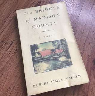 Bridges of Madison County (paperback)