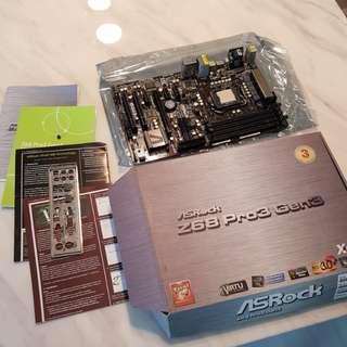 Asrock Pro 3 Gen 3 with i7 2600k