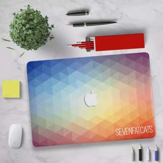 Dimensional Macbook Cover