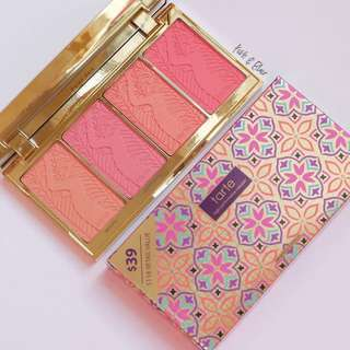 Limited Edition Tarte Blush Bliss