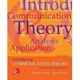 Introducing Communication Theory Analysis and Application 6th Edition