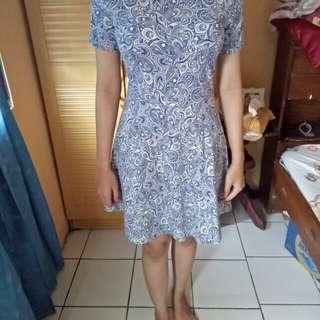 minimal mini dress
