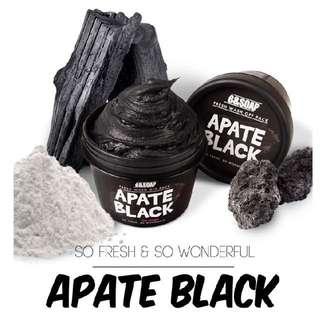 B&SOAP Apate Black Pack
