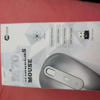 Mazer M70 Wireless Mouse