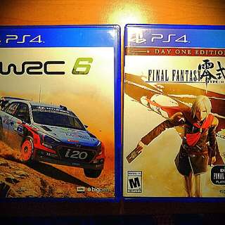 PS4 Games for you