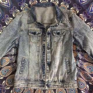 Denim Jacket (preowned/preloved)