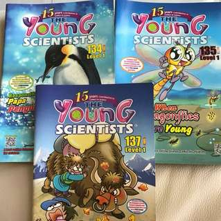 The Young Scientists - Level 1