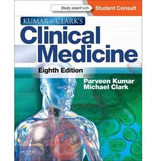 Kumar and Clark's Clinical Medicine (8th Ed)