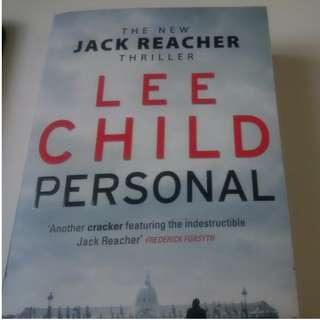 Personal , Jack Reacher thriller