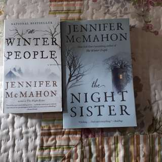 The Night Sister and The Winter People