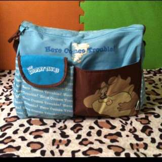Nappies baby bag