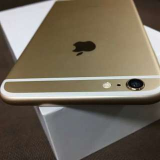 Rush iPhone 6+ 16gb, 64gb Gold/Spacegrey/Silver Factory Unlock Openline