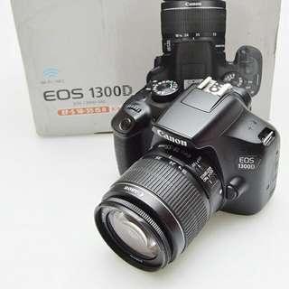 Kredit DSLR Canon 1300D, Tanpa Kartu Kredit