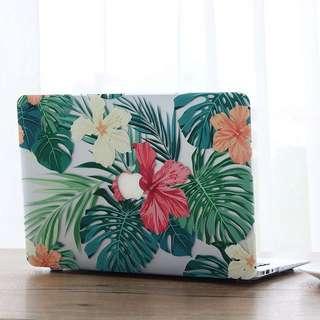 Forest Tropics Macbook Cover