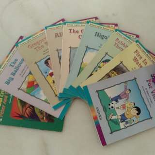 Primary English books