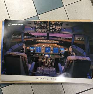 Official Boeing Posters