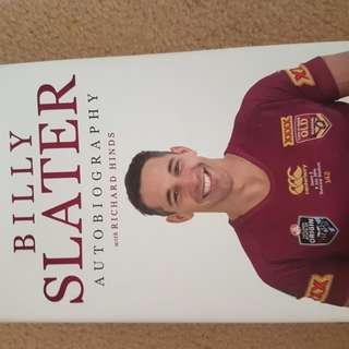 Billy Slater biograhpy