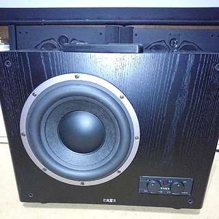 AE Acoustic Energy 200watt Subwoofer.