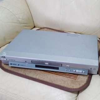 JVC DVD/VCD/CD 機PLAYER