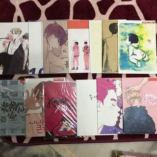 EXO Fanart Book (18+ and non rated) Various OTP