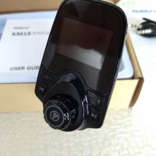 Unused Bluetooth Wireless FM Transmitter - Link your Mobile Phone to your Car Radio