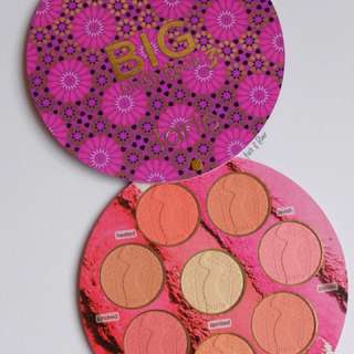Tarte Big Blush Book 3