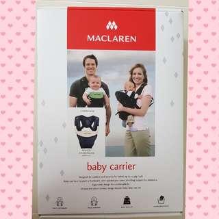 Maclaren - Baby Carrier (Black/Champagne)