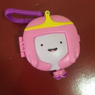 Princess Bubblegum Happy Meal Toy