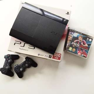 PS 3 super slim