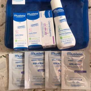 MUSTELA babies 👶🏻 trial set